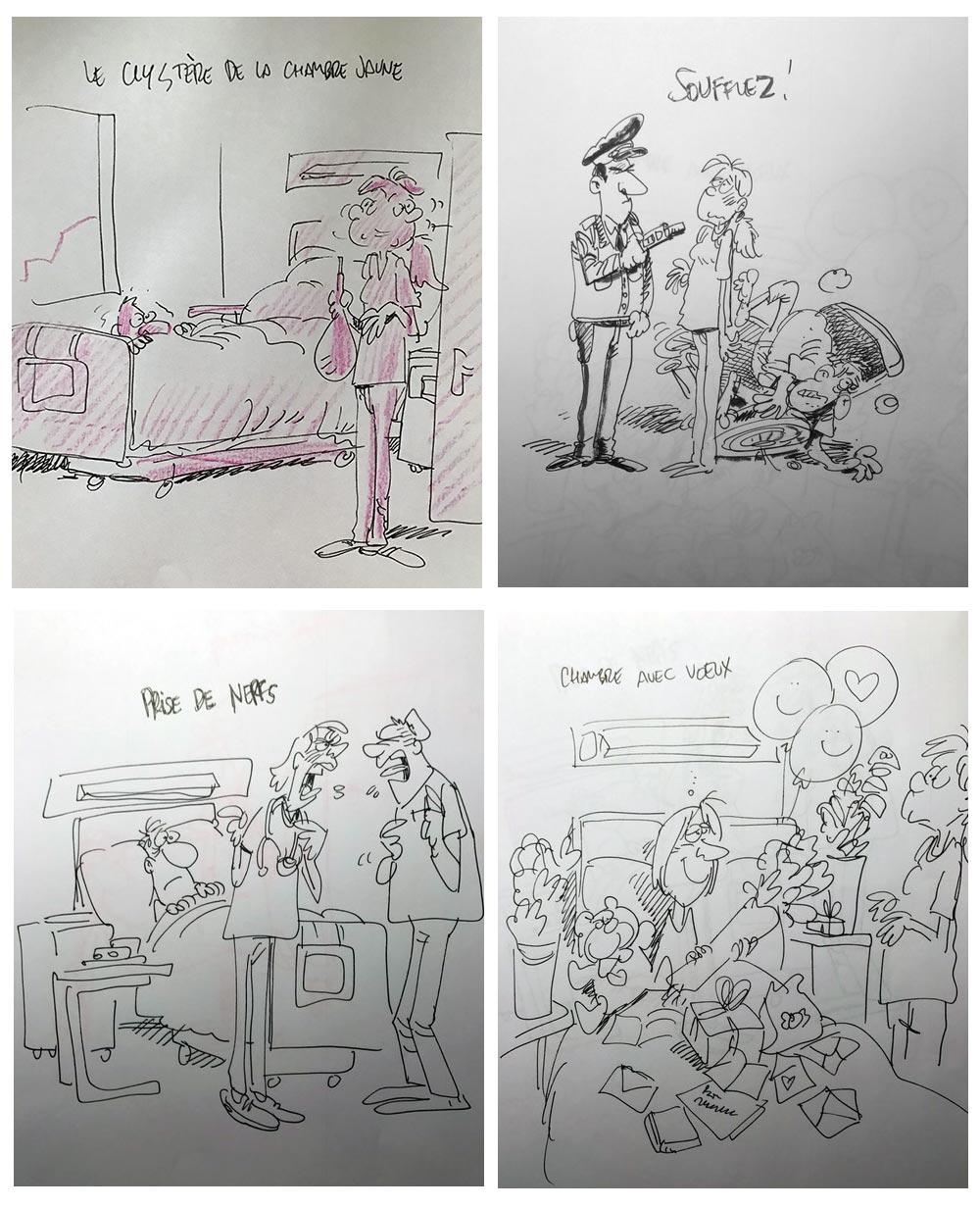 Spirou Point Com Le Laboratoire Ultramoderne D Humour Webdomadaire Le Blog A Raoul Cauvin
