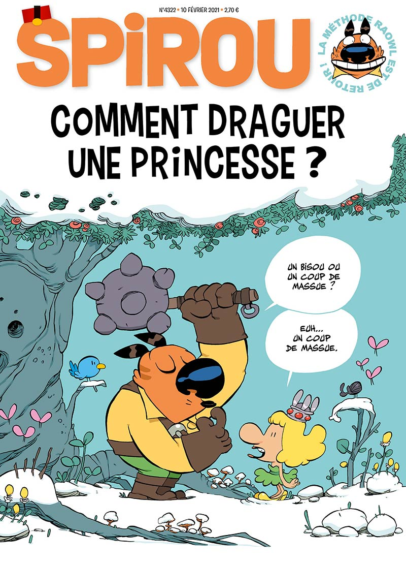 La méthode Raowl : Comment draguer une princesse ?